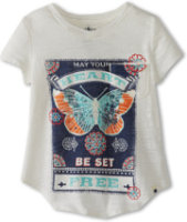 Lucky Brand Free Heart Graphic Packet Tee
