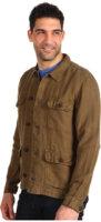Lucky Brand Military Linen Jacket