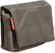 Manfrotto Stile MBSCP-3BC Nano III Camera Pouch for Point and Shoot Digital Camera Brown