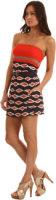 Marc Jacobs Hayley Stripe Bandeau Dress