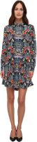 Marc Jacobs Maddy Botanical Print Dress