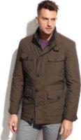 Marc New York Oak Fleece Collar Field Jacket