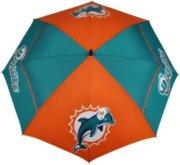 McArthur Sports Miami Dolphins NFL WindSheer Hybrid Umbrella