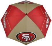 McArthur Sports San Francisco 49ers NFL WindSheer Hybrid Umbrella
