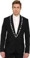 McQ by Alexander McQueen Stay Pressed McQ Tux Jacket