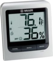 Meade TM005X-M Wireless Personal Weather Station Indoor/Outdoor Temperature and Humidity