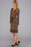 Michael Kors Chain Lace Up Dress