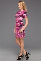 Michael Kors Kew Garden Short Sleeve Dress