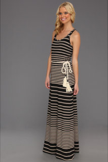 Michael Stars Addison Stripe Maxi Dress