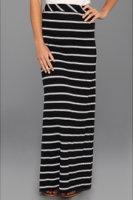 Michael Stars Hampton Stripe Maxi Skirt