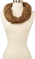 Michael Stars Twisted Sister Eternity Scarf