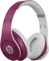 Beats by Dre Studio Over-Ear Headphones - Pink (900-00015-01)
