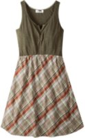 Mountain Khakis Oxbow Dress- Cotton Slub Knit Sleeveless