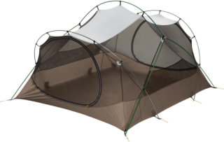 MSR Mutha Hubba 3 Person Backpacking Tent