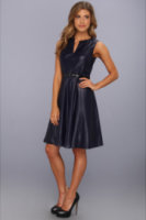 Muse Faux Leather Girlie Dress