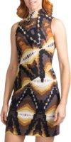 Muse Jersey Mock Neck Dress