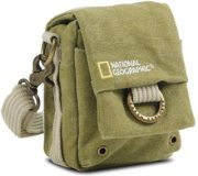 National Geographic Earth Explorer Medium Pouch for Mirrorless or Point-and-Shoot Camera