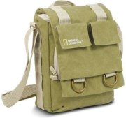 National Geographic Earth Explorer Slim Shoulder Bag for iPad Mirrorless Camera and 2 Lenses
