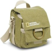 National Geographic Earth Explorer Small Holster for Mirrorless Camera and 2 Lenses