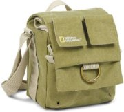 National Geographic Earth Explorer Small Shoulder Bag for Compact DSLR or Advanced Point-and-Shoot Camera