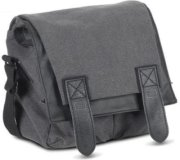 National Geographic Walkabout Midi Camera Satchel Gray Canvas