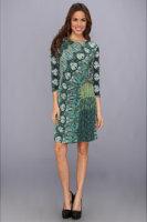 NIC+ZOE Green Meadows Dress