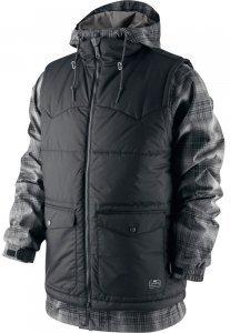 Controversia Maestría Hobart  Nike Men's Bellevue Insulated Snowboard Jacket - $209.99 - GearBuyer.com