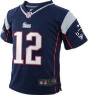 Nike NFL New England Patriots Tom Brady Game Jersey