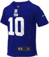 Nike NFL New York Giants Eli Manning Game Jersey