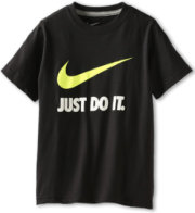 Nike QT JDI Swoosh S/S Crew Tee