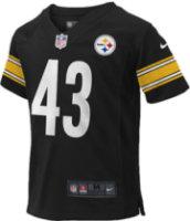 Nike NFL Pittsburgh Steelers Troy Polamalu Game Jersey