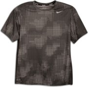 Nike Dri-Fit Sublimated Running T-Shirt