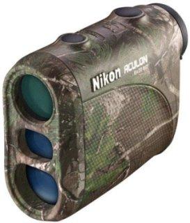 Nikon Aculon Laser Rangefinder - Xtra Green (Realtree Camouflage)