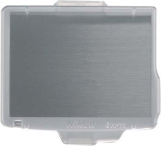 Nikon BM-10 Replacement LCD Monitor Cover for D-90 Digital SLR Camera