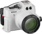 Nikon WP-N2 Waterproof Housing for 1 J3 or 1 S1 Digital Camera and 10-30mm VR Lens