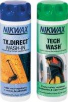 Nikwax Tech Wash/TX.Direct Wash-In Fabric Care Twin Pack