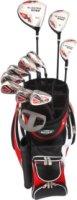 Nitro Golf Black/Red Nitro Blaster 16 Pc Golf Set - 16 Piece