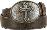 Nocona Vintage Cross Belt