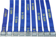 Northern River Supply 1.5  HD Tie-Down Straps