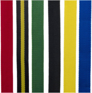 """Northern River Supply 1"""" Colored Webbing"""