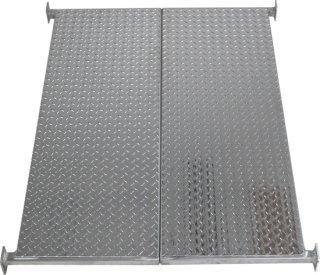 Northern River Supply Cataraft Frame Aluminum Floor