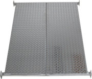 Northern River Supply Cataraft Frame Aluminum Floor