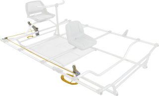 Northern River Supply Cataraft Frame Anchor System