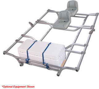 Northern River Supply Fat Cat Cataraft Frame-72Wx120L