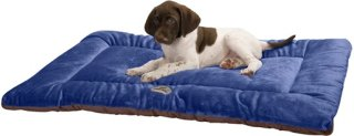 Olly Dog Plush Dog Bed - Small
