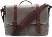ONA The Brixton DSLR Camera Messenger Bag Smoke