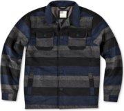 O'Neill Stripe Button Front Jacket