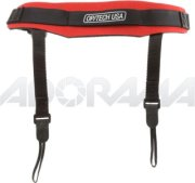 Op/Tech Pro Loop Strap for Digital SLR Cameras and Large Binoculars - Red