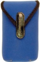 Op/Tech Soft Pouch for PDA/Camera Royal Blue Milli (3 x 4.75 x 0.75 inch)