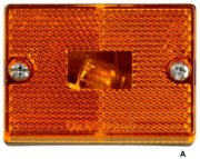 Optronics Markers Lights for Boat or Utility Trailer